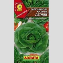 Салат цикорный Летний кочанный - Семена Тут