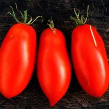Томат Банан красный - Семена Тут
