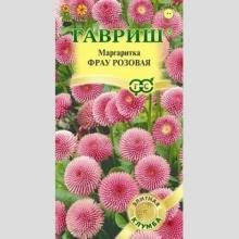 Маргаритка Фрау розовая - Семена Тут