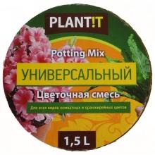 Таблетка Цветочная смесь универсальная 1,5л 100 мм - Семена Тут
