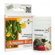 АЛИРИН-Б фунгицид таблетки - Семена Тут