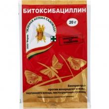 Битоксибацилин инсектицид 20гр - Семена Тут