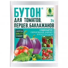 Бутон для томатов, перцев 2г - Семена Тут