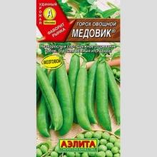 Горох овощной Медовик - Семена Тут