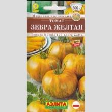 Томат Зебра желтая - Семена Тут