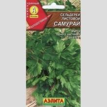 Сельдерей листовой Самурай - Семена Тут