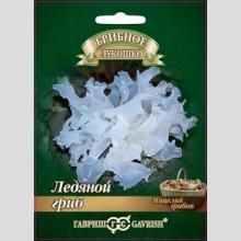 Ледяной гриб Тремелла на древесной палочке (Большой пакет) - Семена Тут