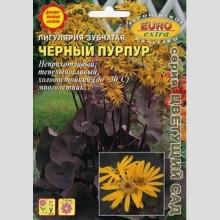Лигулярия Чёрный пурпур зубчатая (Бузульник) - Семена Тут