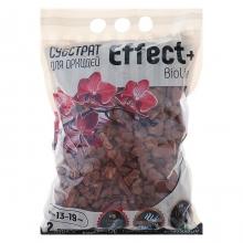 Effect+ субстрат для орхидей 2л 13-19мм отборная галтованная кора - Семена Тут