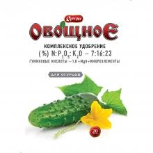 Ортон-Овощное-Огурец удобрение 20гр - Семена Тут